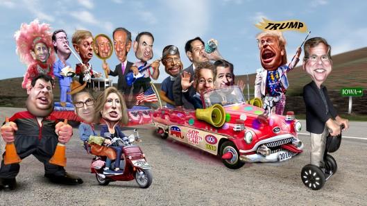 Republikanische Kandidaten